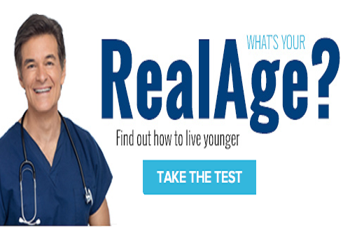 What's Your Actual Age? Take a FREE Real Age Test | What's